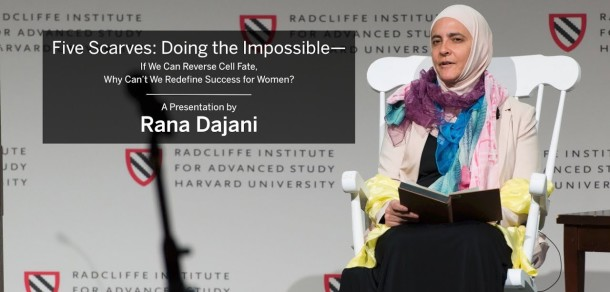 Dr. Rana Dajani' publishes a book on gender equality in science and society
